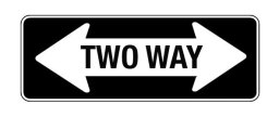 two_way_ sign